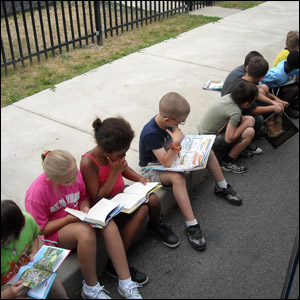 Bookmobile Kids