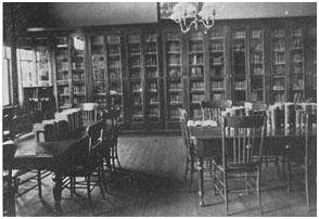1909 E.F.A Library