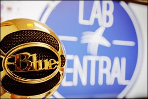 Blue Mic Lab Central