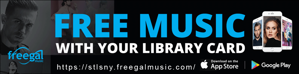 freegal music - Free music with your library card