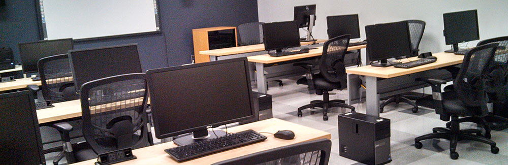 Technology Training Lab