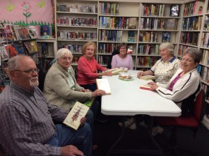 Van Etten Book Club