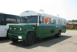 CCLD Bookmobile