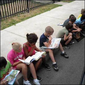 Bookmobile Kids