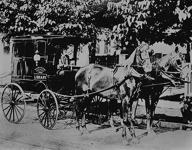 First American Bookmobile