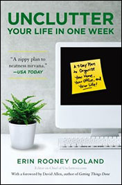 Unclutter your life