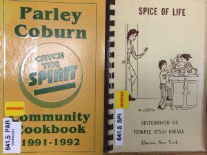 Parley Coburn Community Cookbook 1991-1992