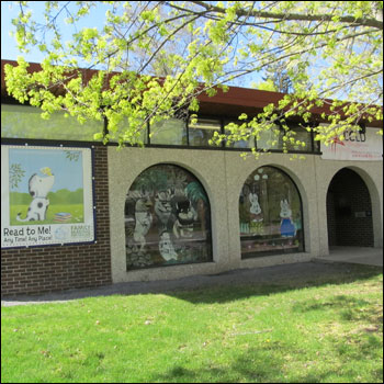 West Elmira Library