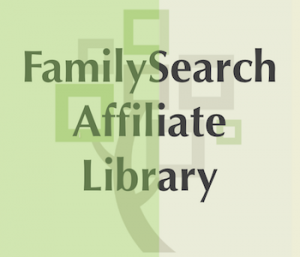Family Search Affiliate Library