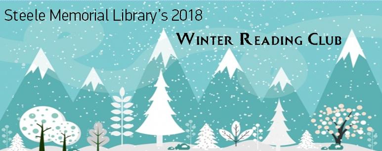 Winter Reading Club