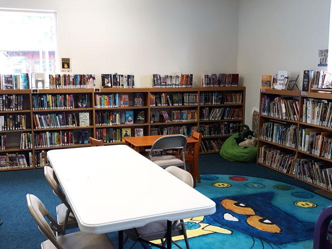 Van Etten Library
