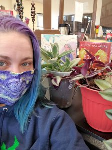 Plant Selfie