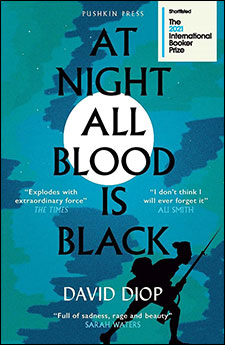 At Night All Blood is Black book cover